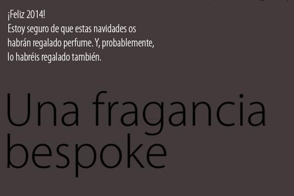 Pressentia - perfumes a medida